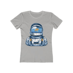 Fishbowl Astronaut | Super Soft Women's Tee