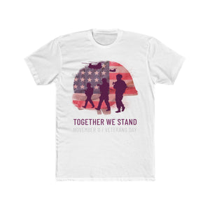 Together We Stand | Unisex Shirt | Veterans - PremiumTees.Co