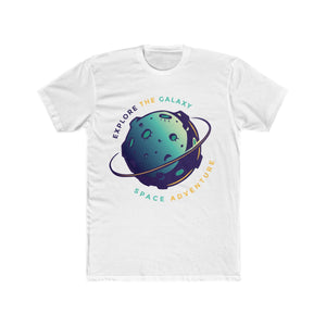 Explore The Galaxy Space Adventures | Unisex Shirt | Graphic Tee - PremiumTees.Co