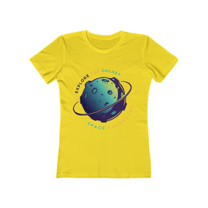 Explore The Galaxy Space Adventures | Super Soft Women's Tee