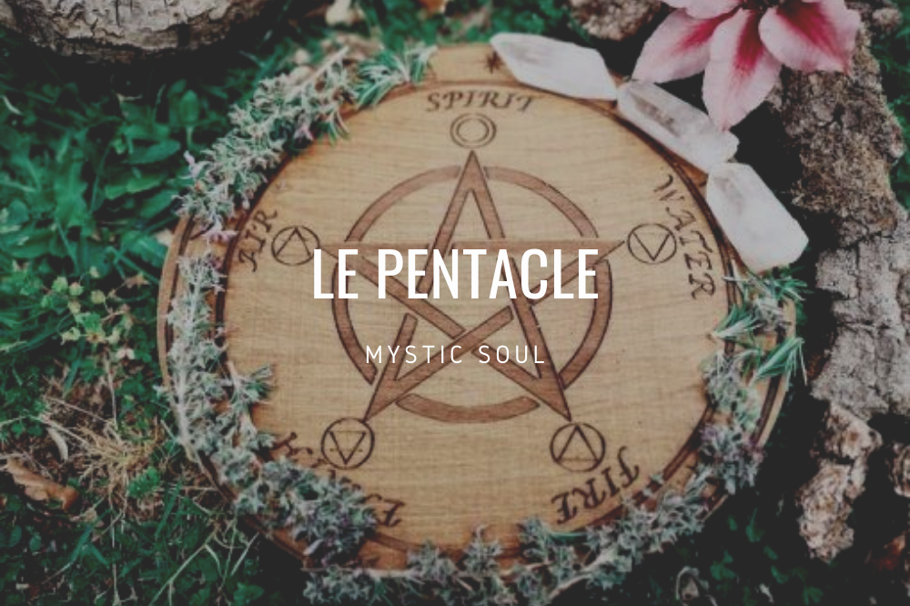 difference pentacle pentagramme