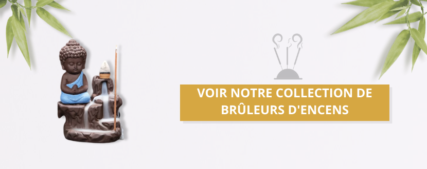 collection bruleurs encens