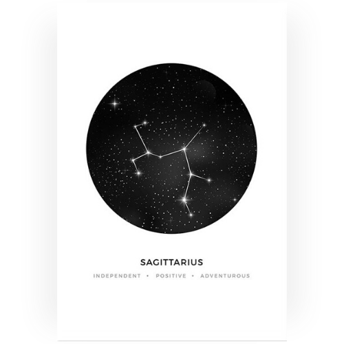 Affiche Constellations - Mystic Soul