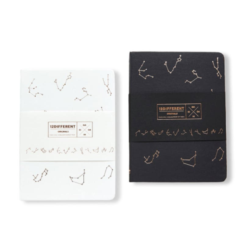 Carnet de note Constellations