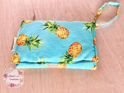 Pineapple Nappy Wallet