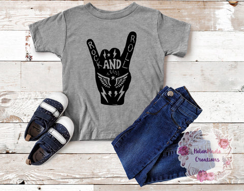 Rock and Roll - Kids