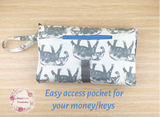 Elephant Nappy Wallet