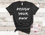 Design your own - Adults