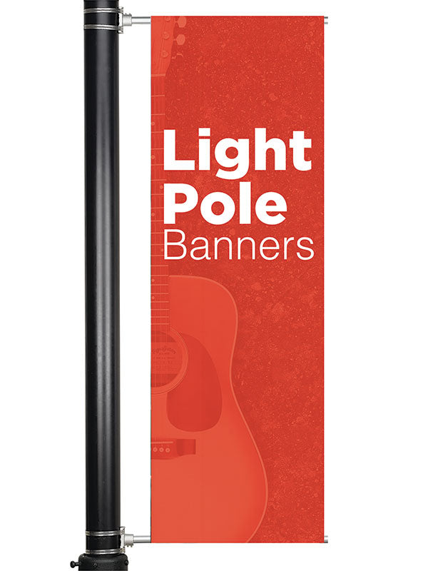 Custom Lightpole Banners