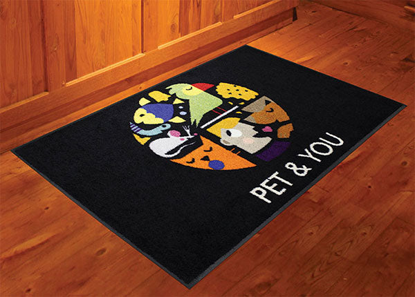 Custom Floor Mats - Indoor