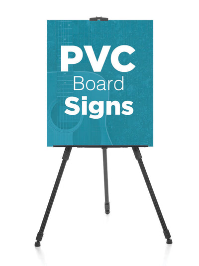 Custom PVC Board Signs