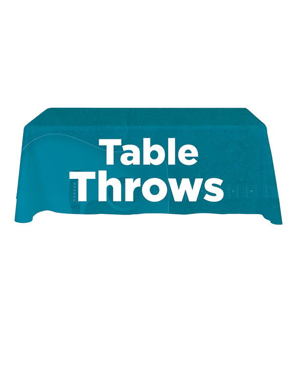Custom Table Throws