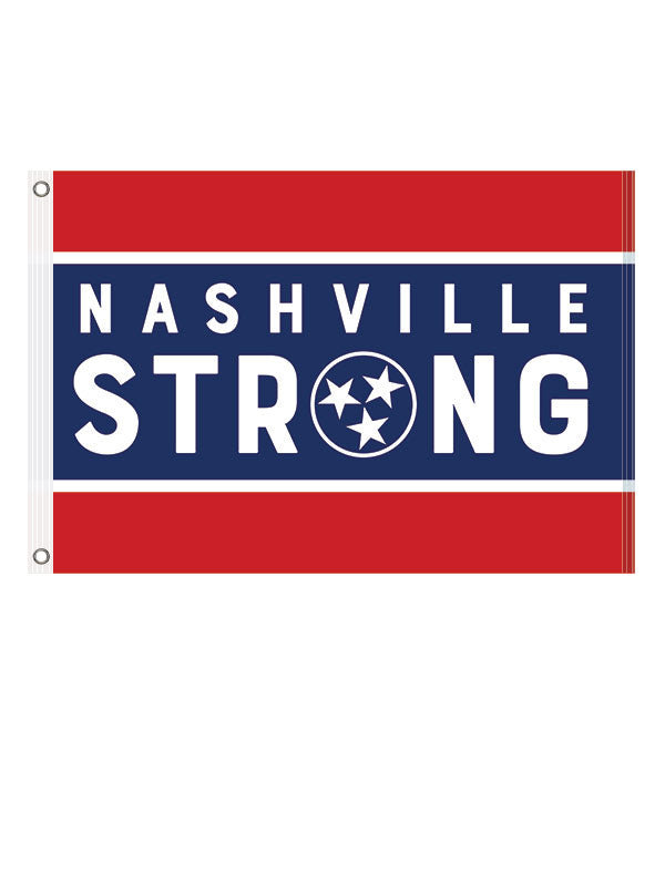 Nashville Strong Flag 1
