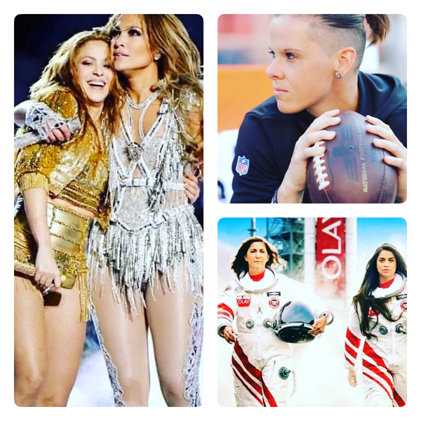 Halftime Show Inspiring Take-Aways & How do Jennifer Lopez and Shakira look so good?