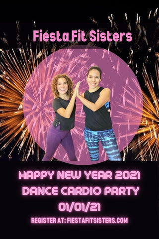 New Year Dance Fitness Party