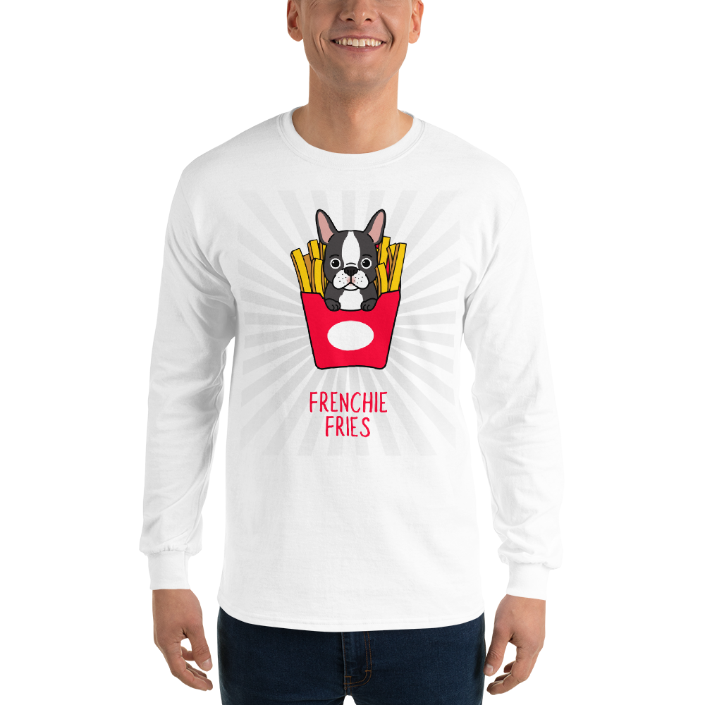 Frienchie Fries T-shirt - House of BeYouTee