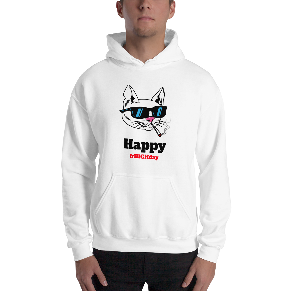 Happy For High Day Unisex Hoodie - House of BeYouTee