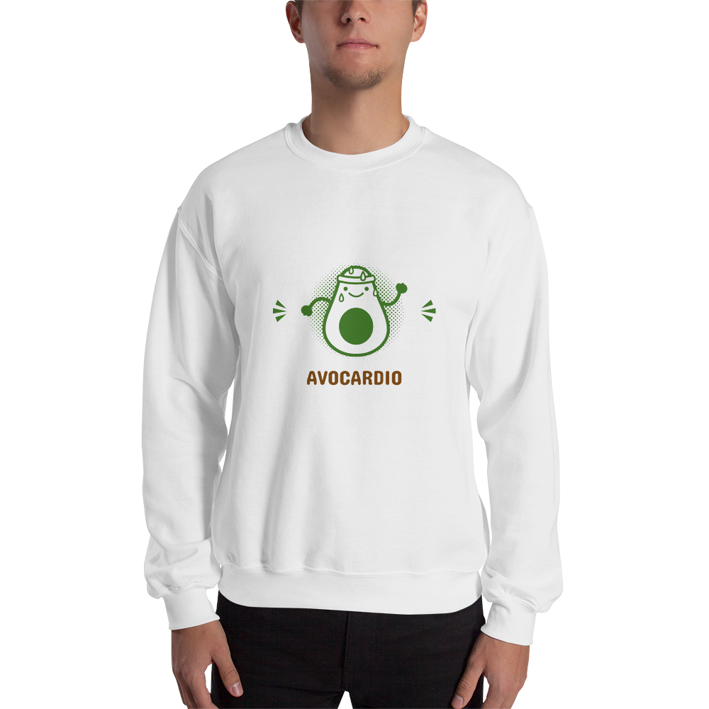 Avocardio Unisex - Sweat-Shirt - House of BeYouTee