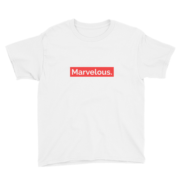 Marvelous Kid T-shirt - House of BeYouTee