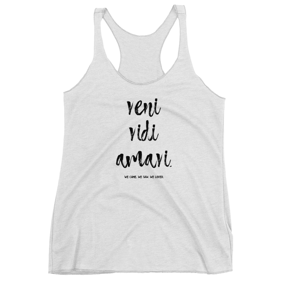 Veni Vidi Amavi - Tank Top - House of BeYouTee