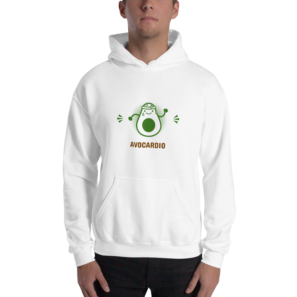Avocardio Unisex Hoodie - House of BeYouTee