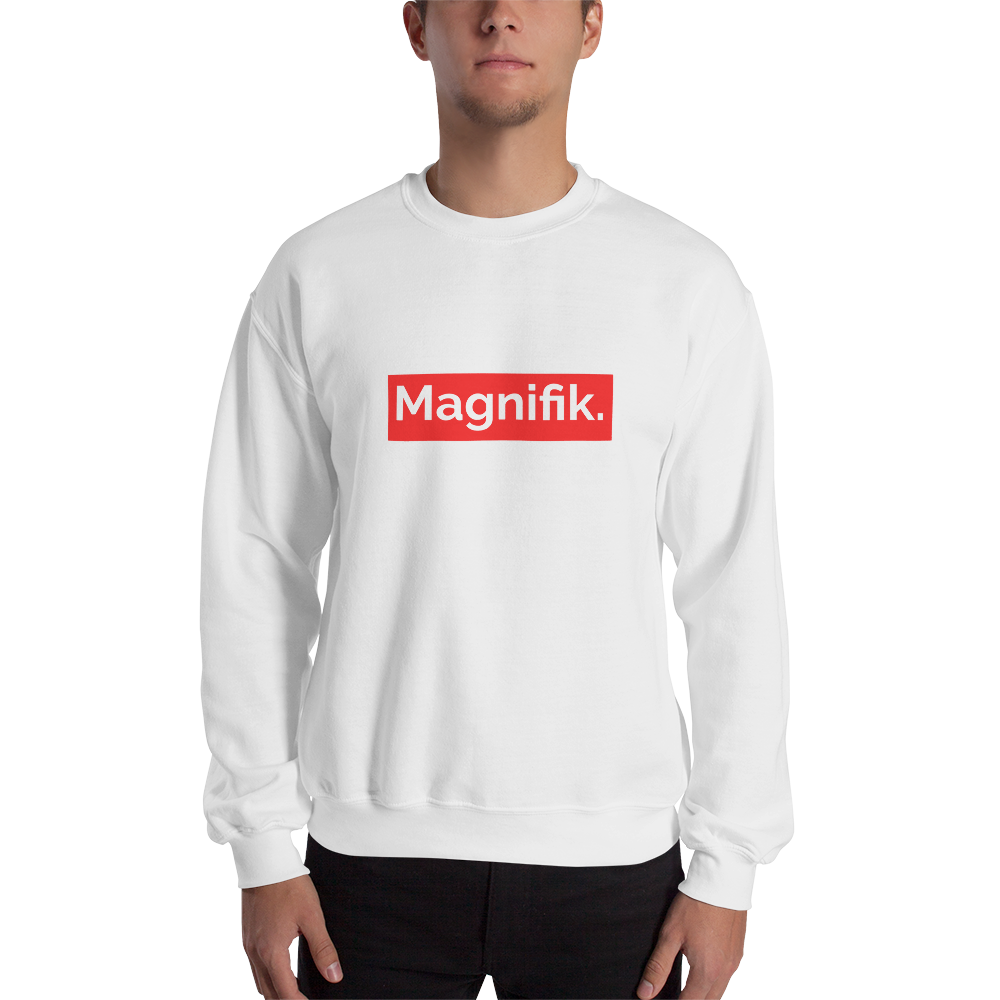 Magnifik - Sweat-Shirt - House of BeYouTee
