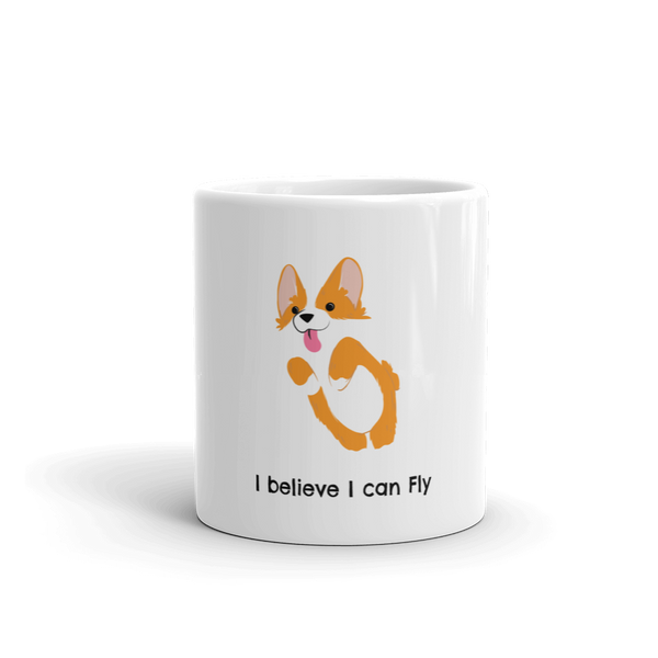 I Believe I Can Fly - Mug - House of BeYouTee
