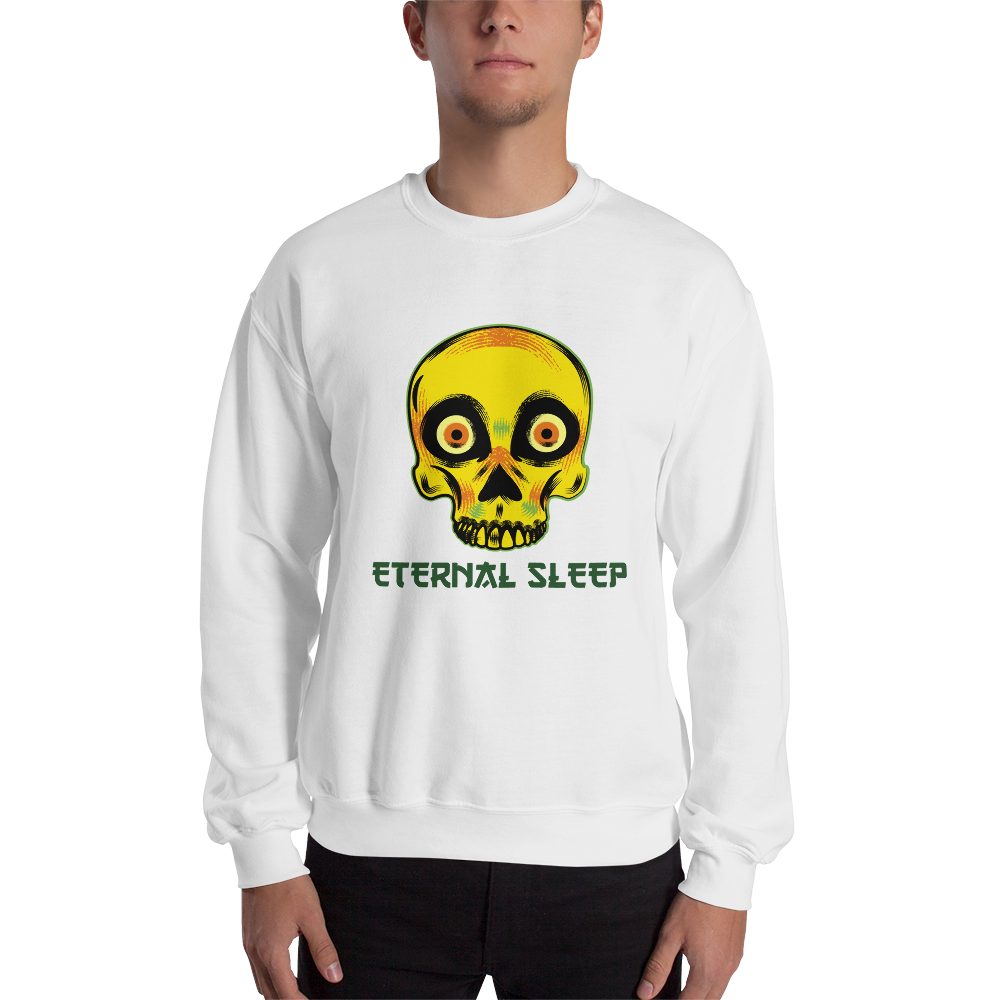 Eternal Sleep - Sweat-Shirt - House of BeYouTee
