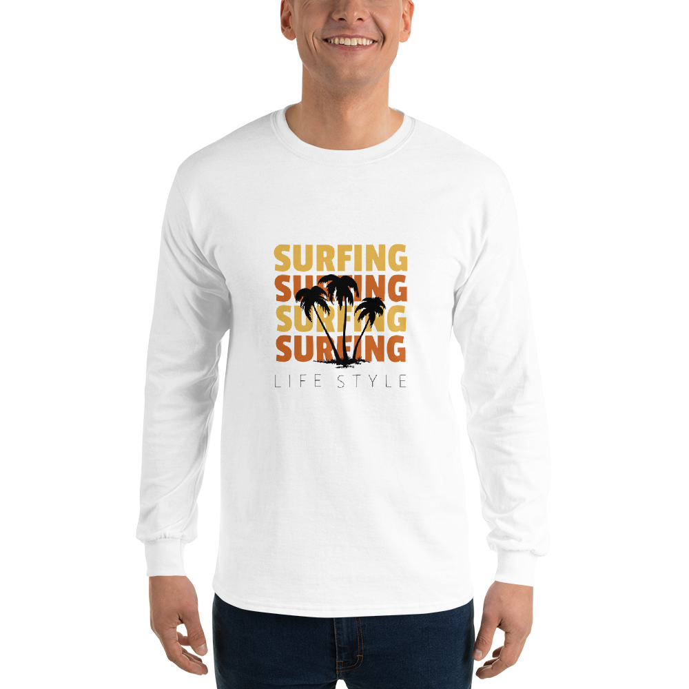 Surfing Lifestyle T-shirt - House of BeYouTee