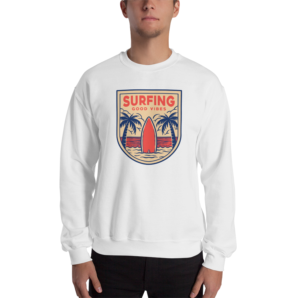 Surfing - Sweat-Shirt - House of BeYouTee