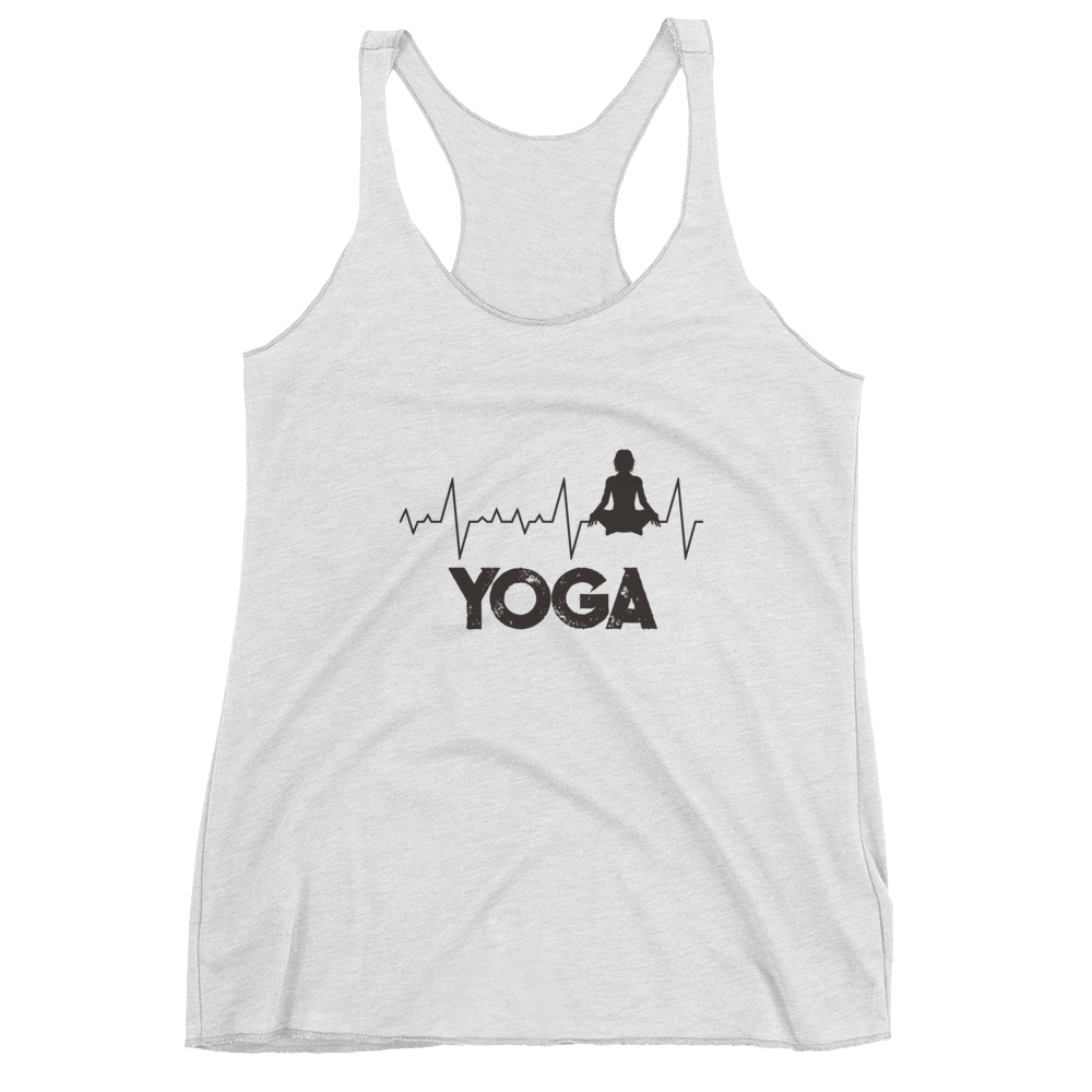 Yoga Lifeline - Tank Top - House of BeYouTee