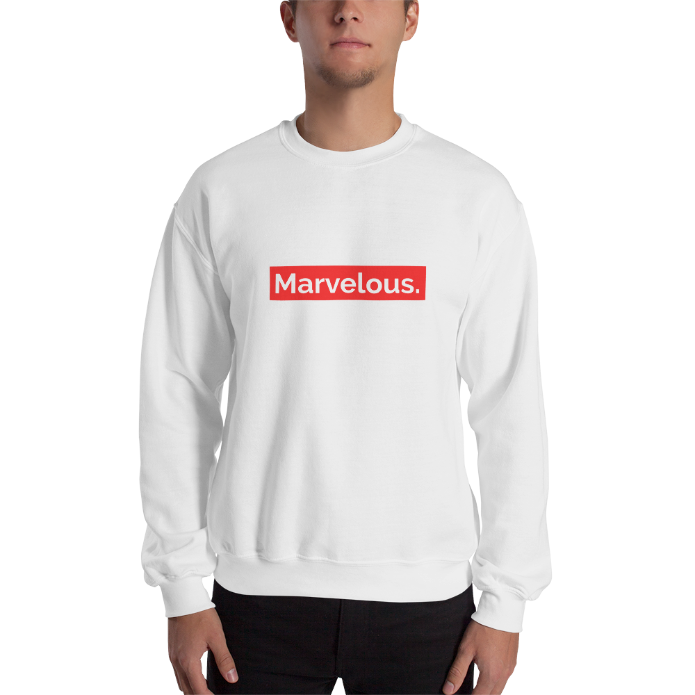 Marvelous - Sweat-Shirt - House of BeYouTee