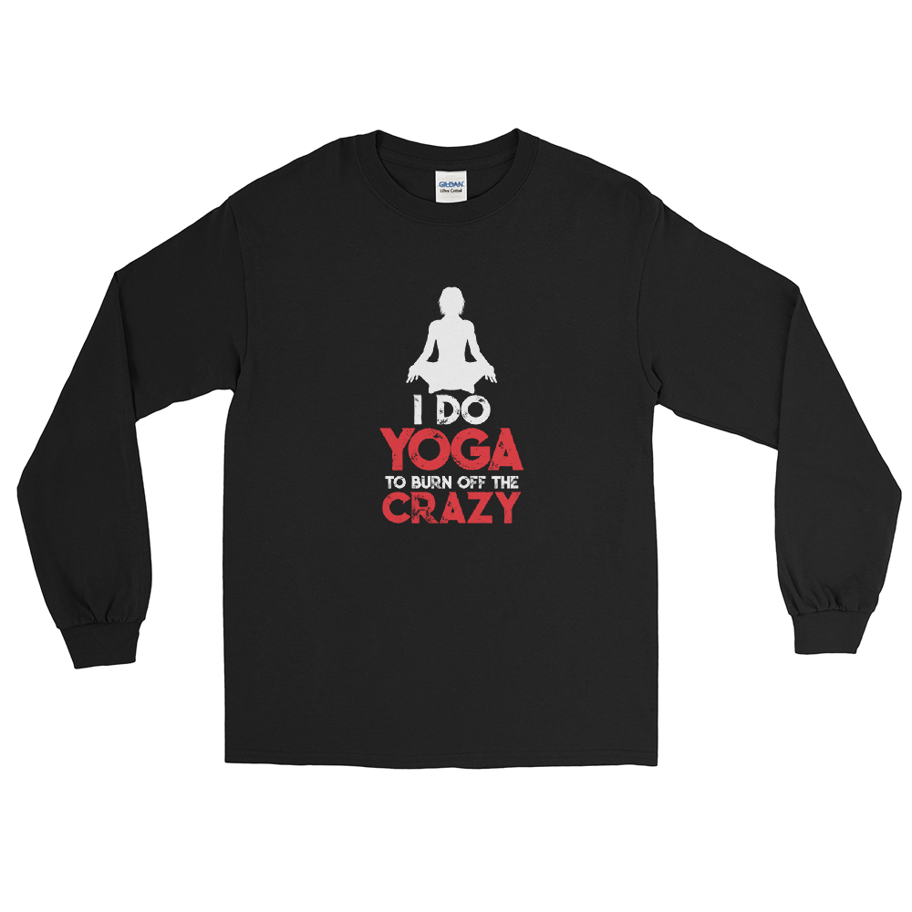 I Do Yoga T-Shirt - House of BeYouTee