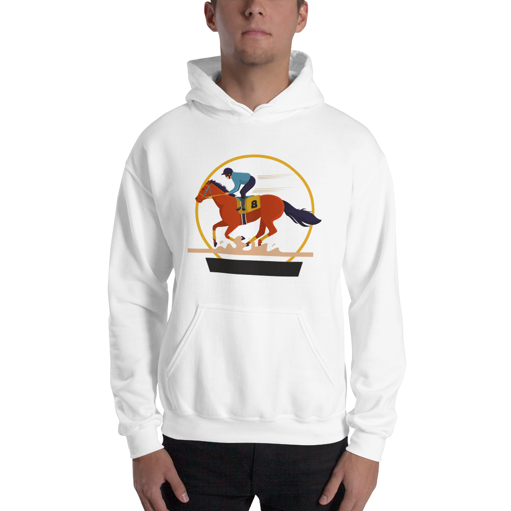 Equit Unisex Hoodie - House of BeYouTee