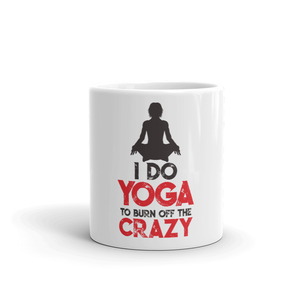 I Do Yoga - Mug - House of BeYouTee