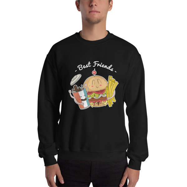 Best Friends - Sweat-Shirt - House of BeYouTee