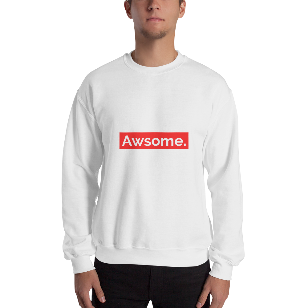 Awsome - Sweat-Shirt - House of BeYouTee