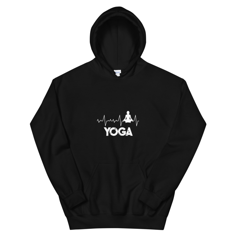 Yoga Life Hoodie - House of BeYouTee