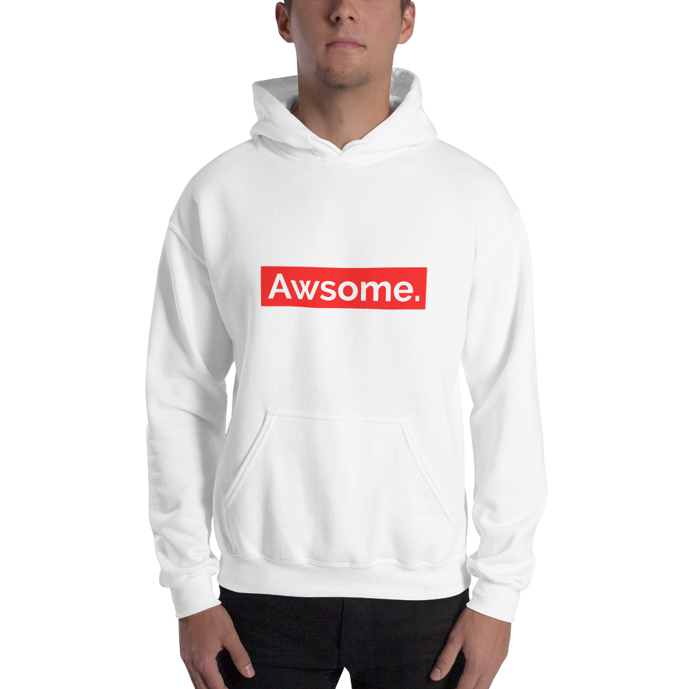 Awsome Unisex Hoodie - House of BeYouTee