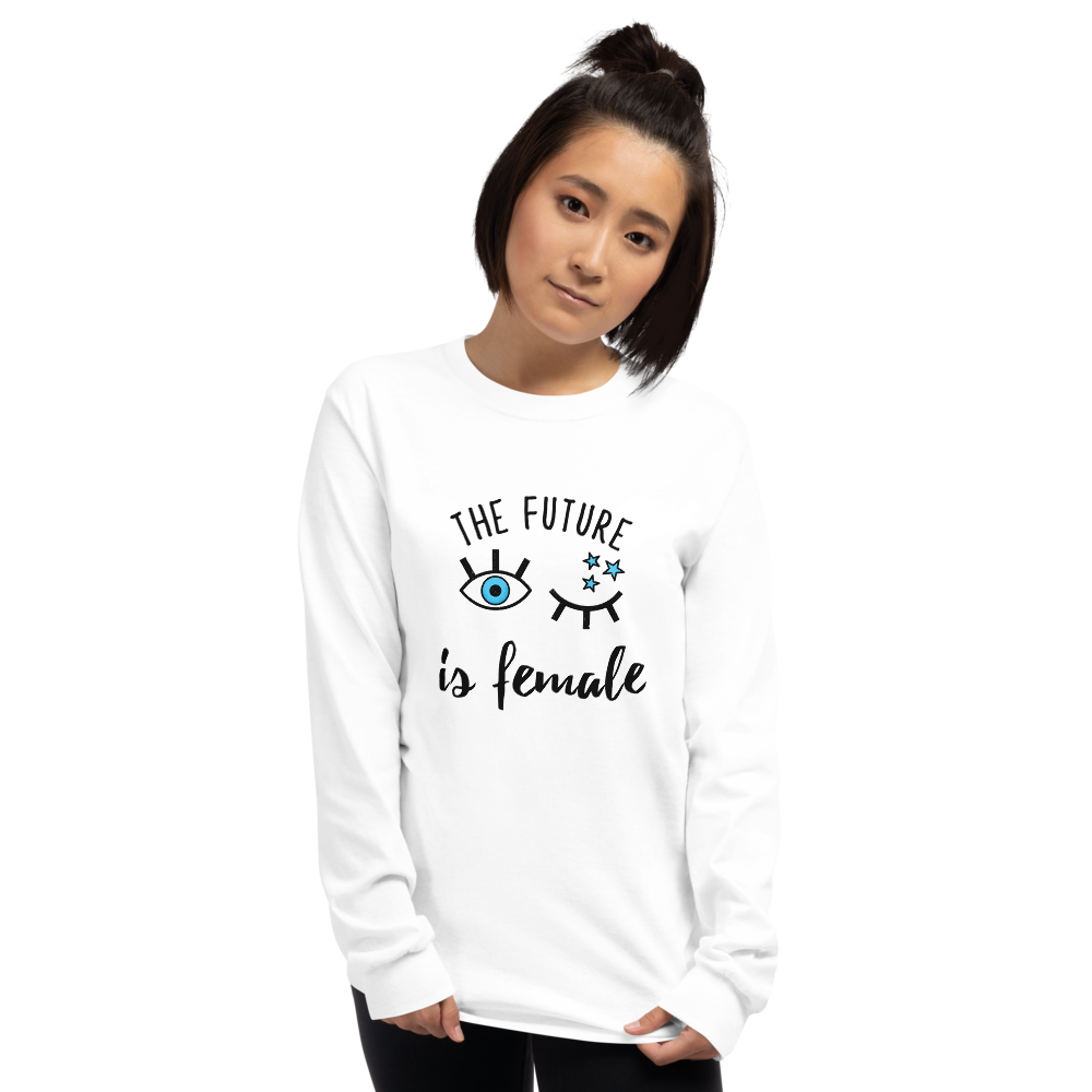The Future Is Female T-Shirt - House of BeYouTee