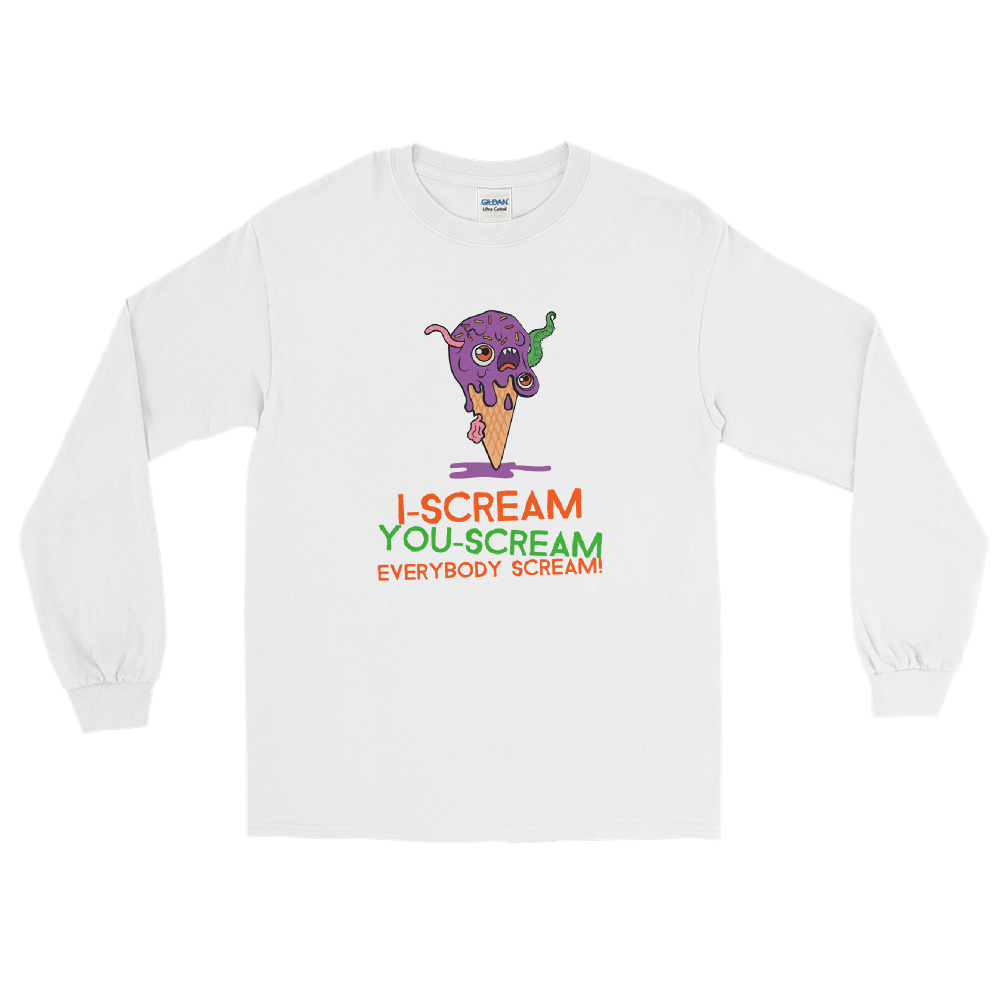 I-Scream Unisex T-shirt - House of BeYouTee
