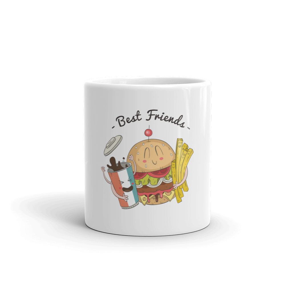 Best Friends - Mug - House of BeYouTee