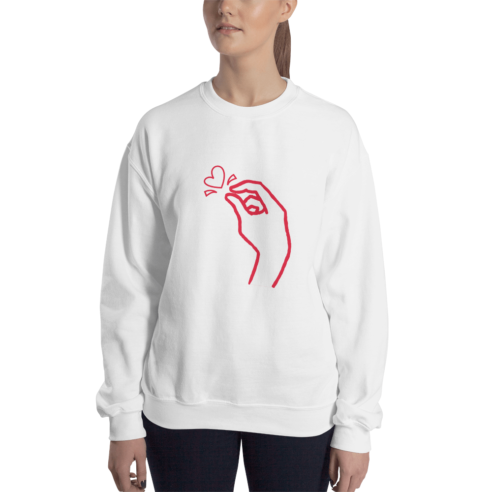 Love Symbol - Sweat-Shirt - House of BeYouTee