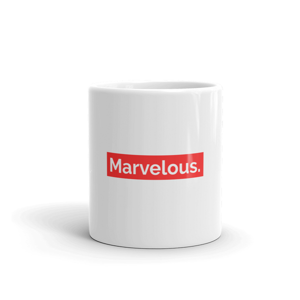 Marvelous - Mug - House of BeYouTee
