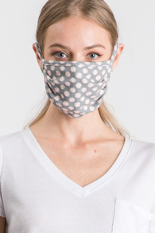 Baseball Thermal Face Cover