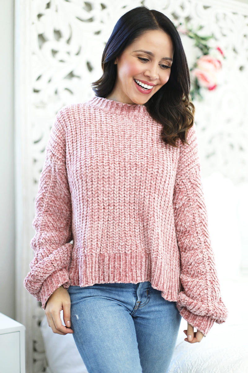 Camila Knit Sweater