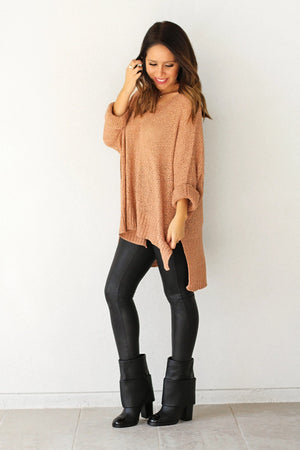 cute knit sweater for fall