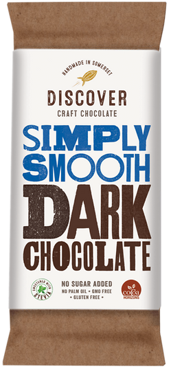 Simply Smooth Dark Chocolate