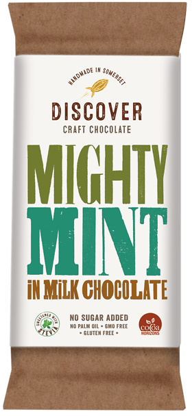 Mighty Mint on Milk Chocolate