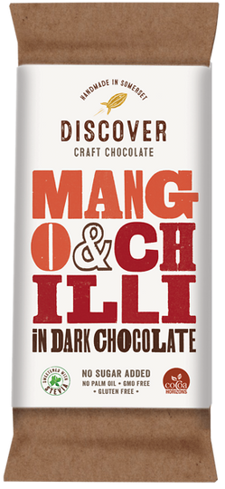 Mango and Chilli in Dark Chocolate